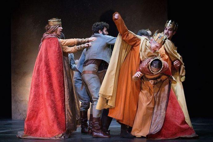 enrico IV teatro cagliari