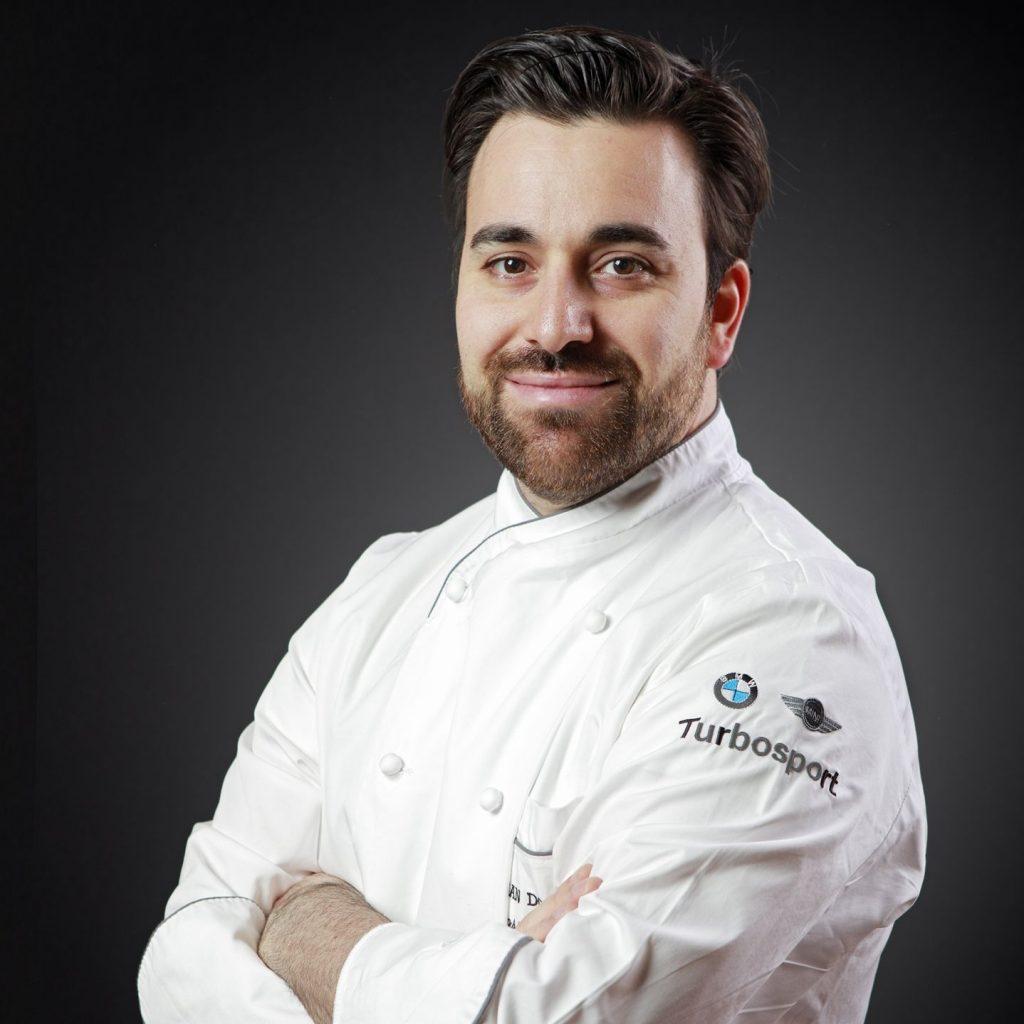 chef Massimiliano Mascia