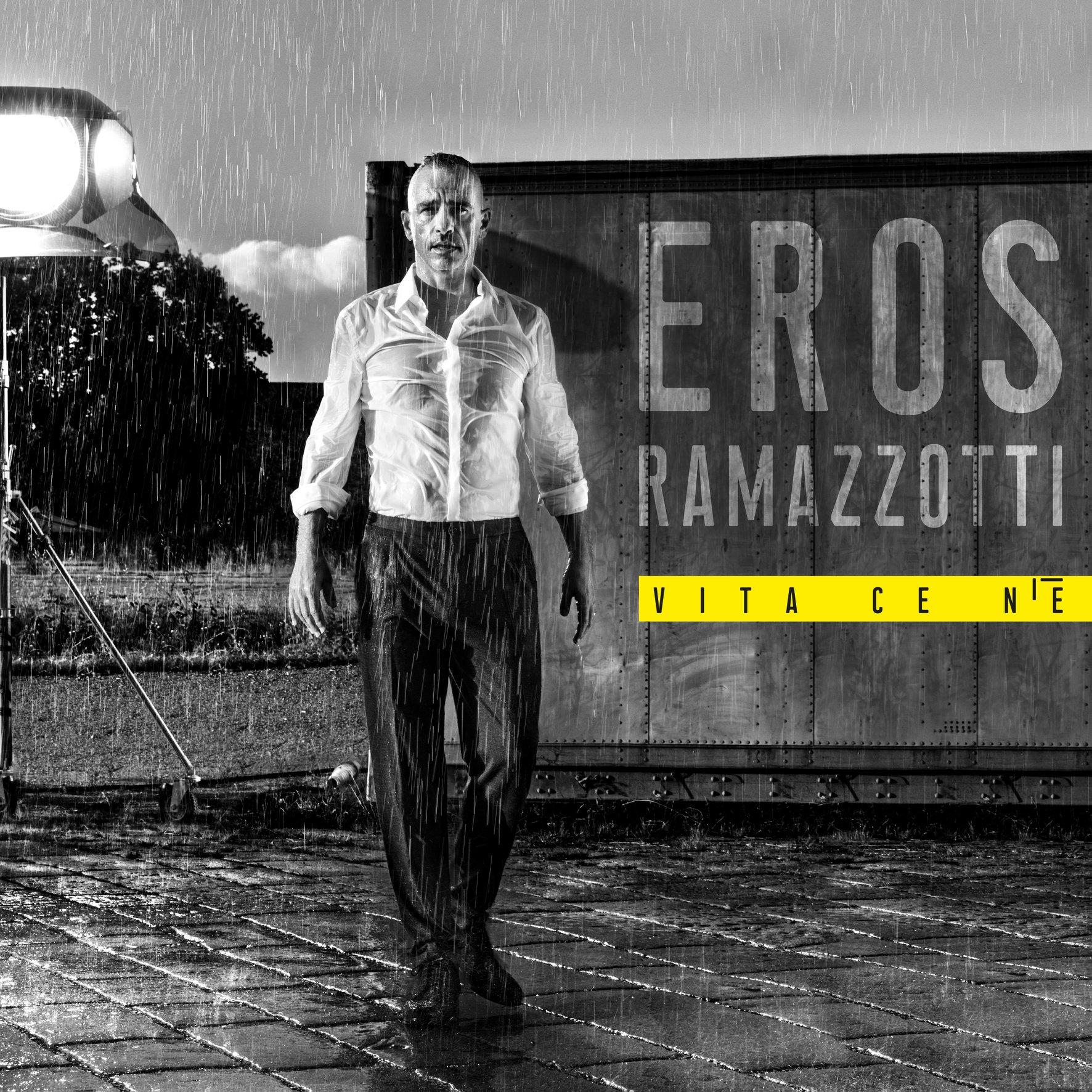Concerto Eros Ramazzotti 2019 cinque segreti sulle sue più famose canzoni