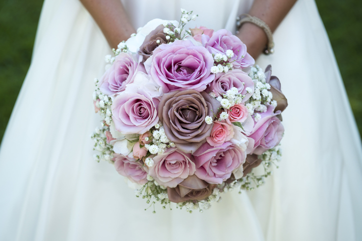 angelo garini wedding bouquet