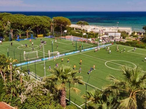 sport academy forte village