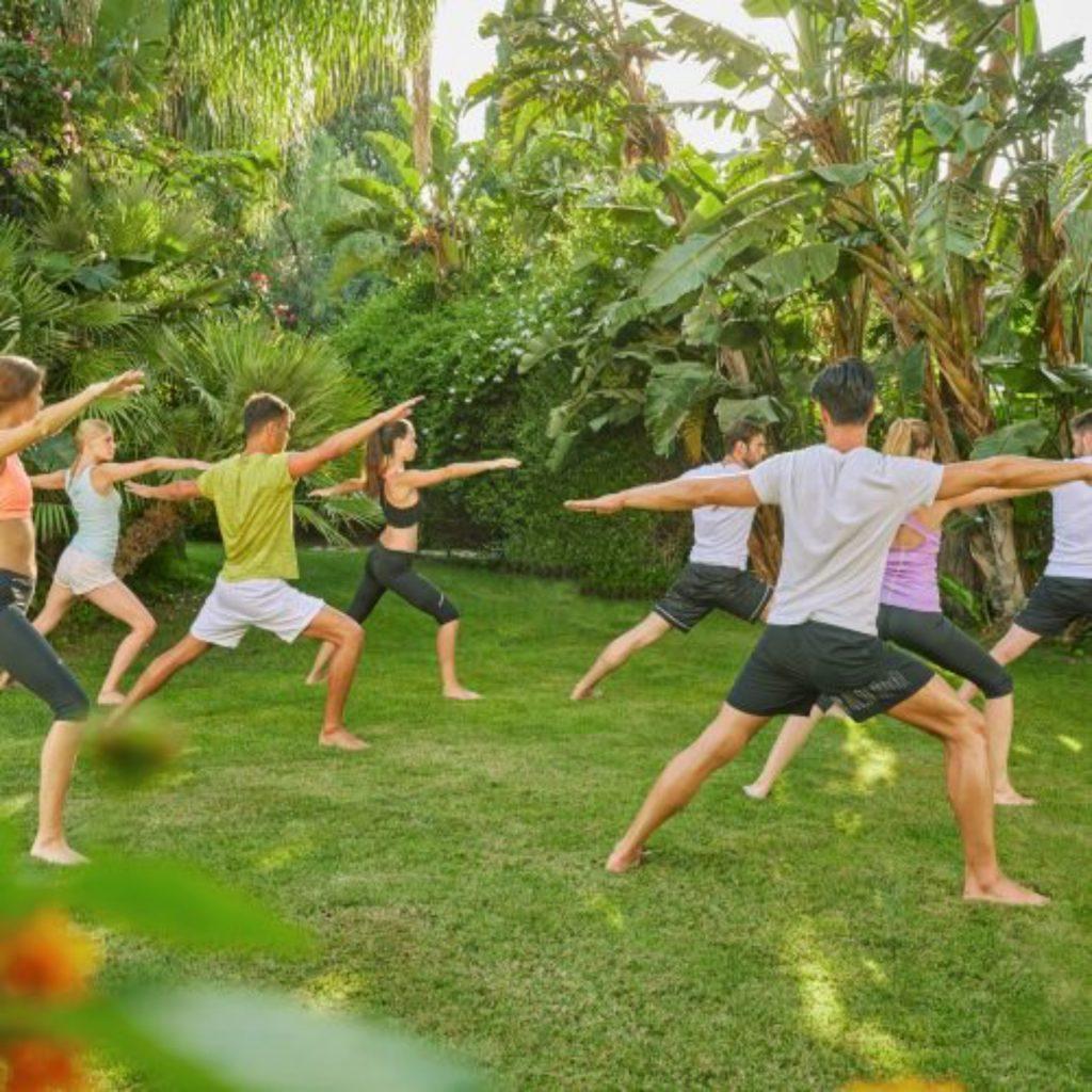 acquaforte yoga forte village