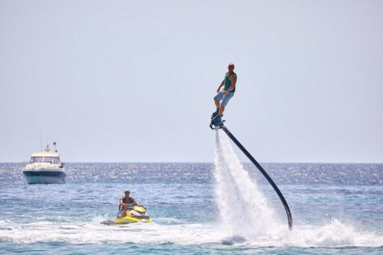 watersports, sport acquatici forte village